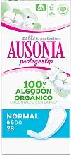 Profumi e cosmetici Salvaslip, 28 pz - Ausonia Cotton Protection Normal