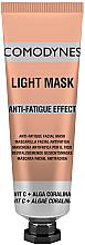 Profumi e cosmetici Maschera viso - Comodynes Light Anti-Fatigue Effect Mask