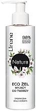 Profumi e cosmetici Gel detergente - Lirene Natura Eco Gel