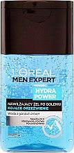 Profumi e cosmetici Gel idratante dopobarba - L'Oreal Paris Men Expert Hydra Power