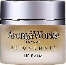 Profumi e cosmetici Balsamo labbra - AromaWorks Rejuvenate Lip Balm