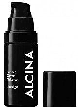 Profumi e cosmetici Fondotinta - Alcina Perfect Cover Make-up