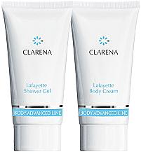 Profumi e cosmetici Set - Clarena Lafayette Clarena (sh/gel/30ml + body/chr/30ml)
