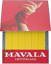 Profumi e cosmetici Mini lime per unghie - Mavala Mini Emery Boards