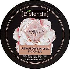 Profumi e cosmetici Burro corpo - Bielenda Camellia Oil Luxurious Body Butter