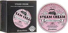 Profumi e cosmetici Crema viso al burro di karitè - Seantree Steam Cream