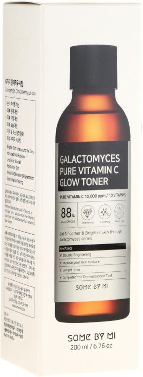 Tonico con vitamina C e galattomisi - Some By Mi Galactomyces Pure Vitamin C Glow Toner