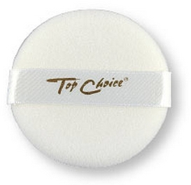 Cuscinetto per la cipria, 35838 - Top Choice — foto N1