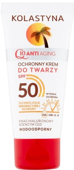 Crema viso protettiva anti-età - Kolastyna