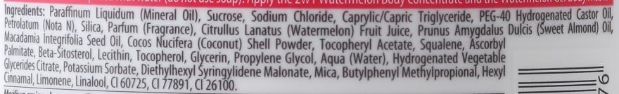 Scrub corpo all'anguria - Bielenda Professional Watermelon Body Scrub — foto N2