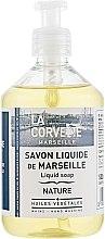 """Profumi e cosmetici Sapone liquido """"Natura"""" - La Corvette Liquid Soap"""