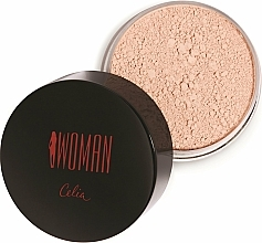 Profumi e cosmetici Cipria sfusa - Celia Woman Loose Powder