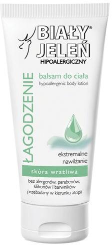 Balsamo corpo ipoallergenico - Bialy Jelen Hypoallergenic Balm