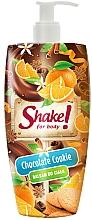 """Profumi e cosmetici Lozione corpo """"Chocolate Cookie"""" - Shake for Body Lotion"""