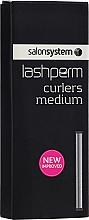 Profumi e cosmetici Bigodini per ciglia - Salon System Lashlift Curling Rods Medium