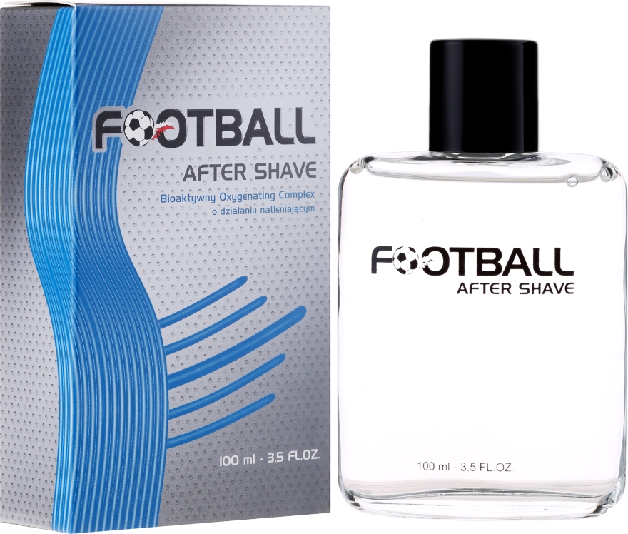 "Lozione dopobarba ""Football"" - Pharma CF After Shave Lotion"