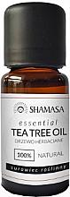 """Profumi e cosmetici Olio essenziale """"Tea tree"""" - Shamasa"""