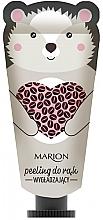 Profumi e cosmetici Peeling mani levigante - Marion Funny Animals Hand Peeling