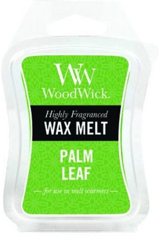 Cera profumata - WoodWick Wax Melt Palm Leaf