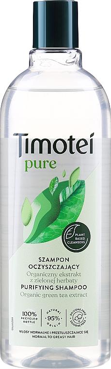 """Shampoo """"Cura morbida"""" - Timotei"""