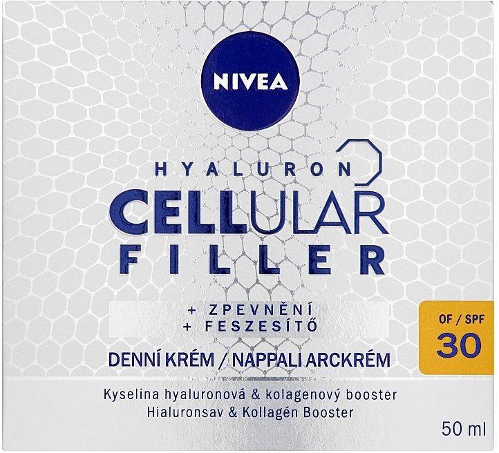 Crema viso da giorno - Nivea Hyaluron Cellular Filler SPF30 — foto N4