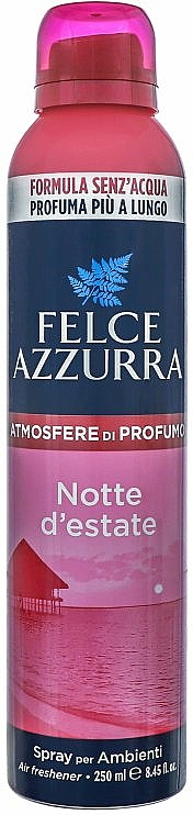 Deodorante per ambienti - Felce Azzurra Notte D'estate Spray