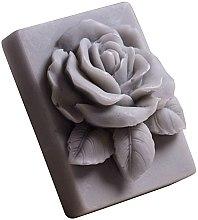 """Profumi e cosmetici Sapone naturale """"Rosa"""" con aroma di ananas - LaQ Happy Soaps"""
