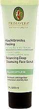 Profumi e cosmetici Scrub viso - Primavera Balancing Deep Cleansing Face Scrub