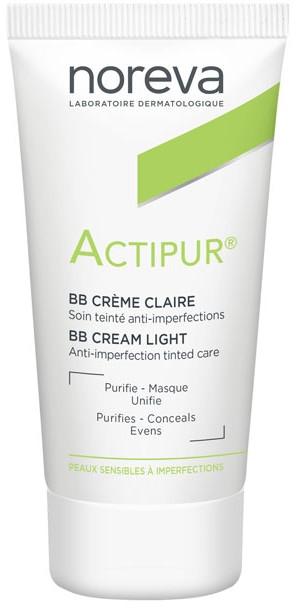 BB-crema - Noreva Laboratoires Actipur Tinted BB Cream