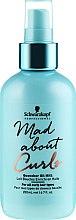 Profumi e cosmetici Latte-olio per capelli ricci - Schwarzkopf Professional Mad About Curls Quencher Oil Milk
