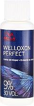 Profumi e cosmetici Ossidante - Wella Professionals Welloxon Perfect 9%