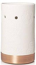 Profumi e cosmetici Lampada aromatica in ceramica - Yankee Candle Floral Ceramic