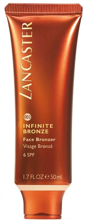 Autoabbronzante viso - Lancaster Infinite Bronze Face Bronzer SPF6