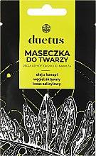 Profumi e cosmetici Maschera viso - Duetus