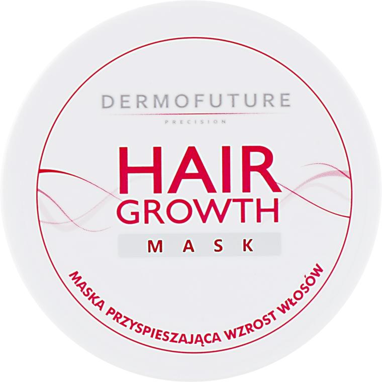 Maschera per attivare la crescita dei capelli - DermoFuture Hair Growth Mask