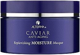 Profumi e cosmetici Maschera idratante - Alterna Caviar Anti-Aging Replenishing Moisture Masque