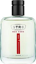STR8 Red Code - Lozione dopobarba — foto N1