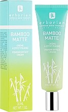 Profumi e cosmetici Crema contorno occhi opacizzante - Erborian Bamboo Matte Powder Effect Cream