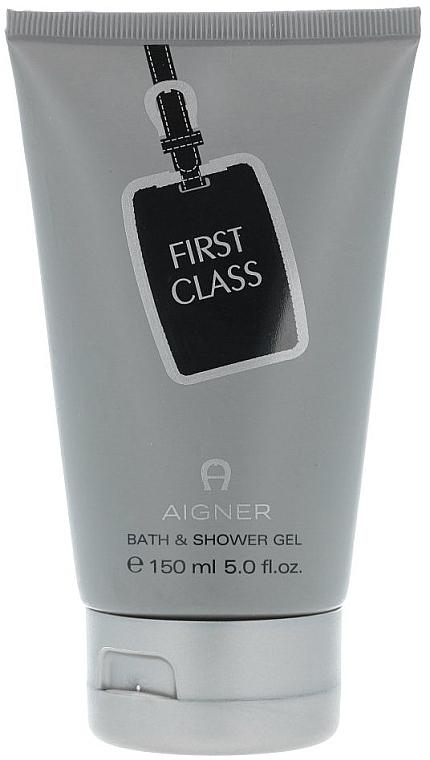 Aigner First Class - Gel doccia  — foto N1