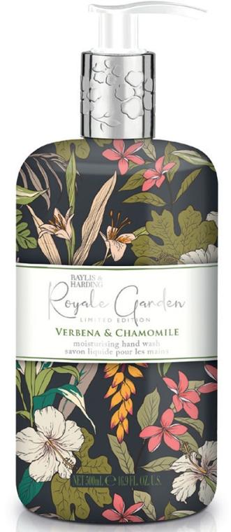 Sapone liquido mani - Baylis & Harding Royale Garden Verbena & Chamomile Hand Wash