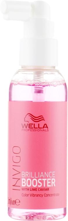 Concentrato per luminosità dei capelli - Wella Invigo Color Brilliance Booster — foto N2