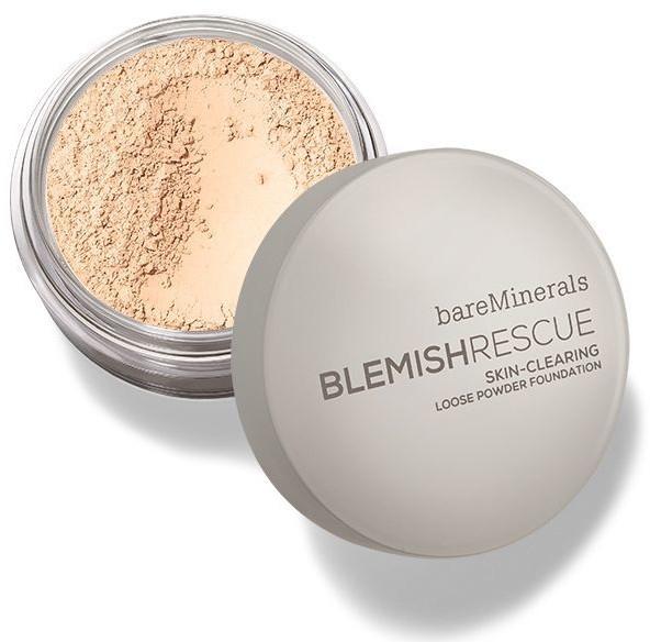 Cipria sfusa - Bare Escentuals Bare Minerals Blemish Rescue Skin-Clearing Loose Powder Foundation
