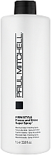 Profumi e cosmetici Spray lucido per lo styling dei capelli - Paul Mitchell Firm Style Freeze & Shine Super Spray
