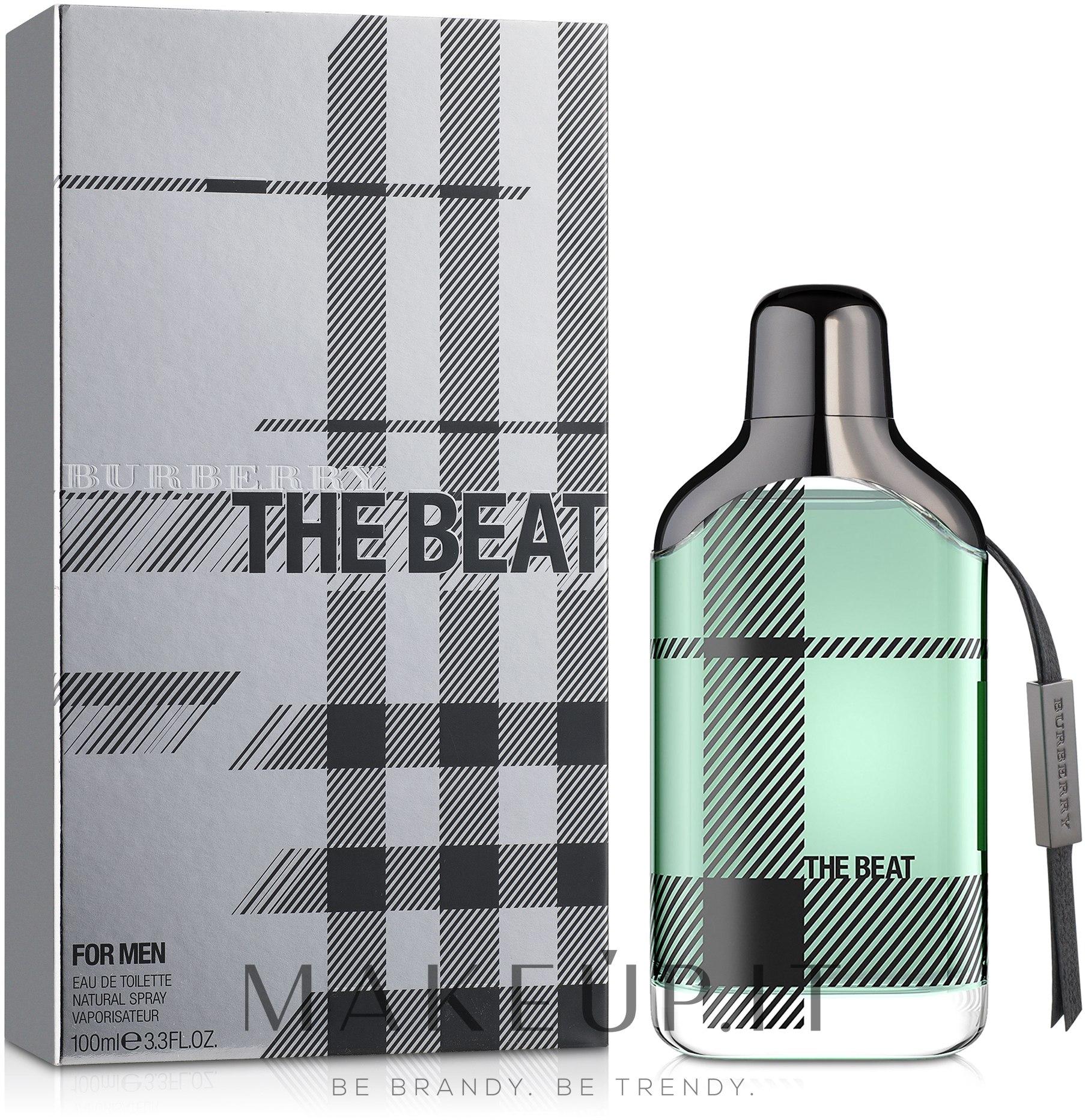 Burberry The Beat For Men - Eau de toilette  — foto 100 ml
