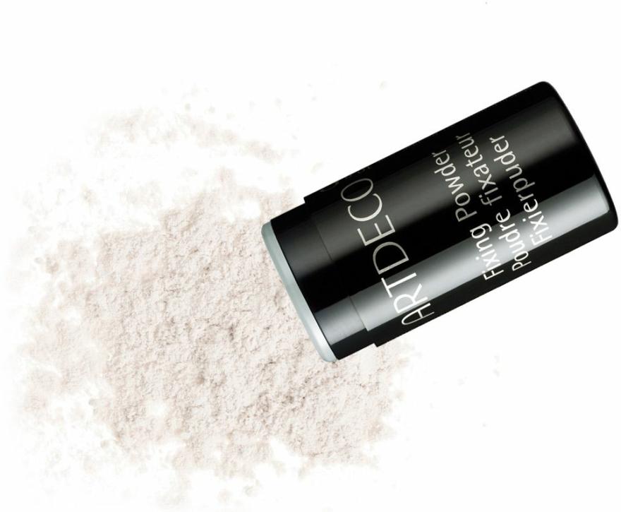 Cipria in polvere fissante - Artdeco Fixing Powder Caster