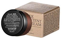 Profumi e cosmetici Crema alla bava di lumaca e veleno d'api - Benton Snail Bee High Content Steam Cream (mini)