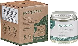 Profumi e cosmetici Dentifricio naturale - Georganics Spearmint Natural Toothpaste