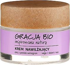 Crema viso idratante con olio di semi d'uva - Gracja Bio Moisturizing Face Cream — foto N2