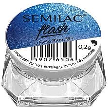 Profumi e cosmetici Polvere per unghie - Semilac Flash