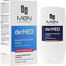 Profumi e cosmetici Balsamo dopobarba per pelli molto sensibili - AA Cosmetics Men derMED After-Shave Balm